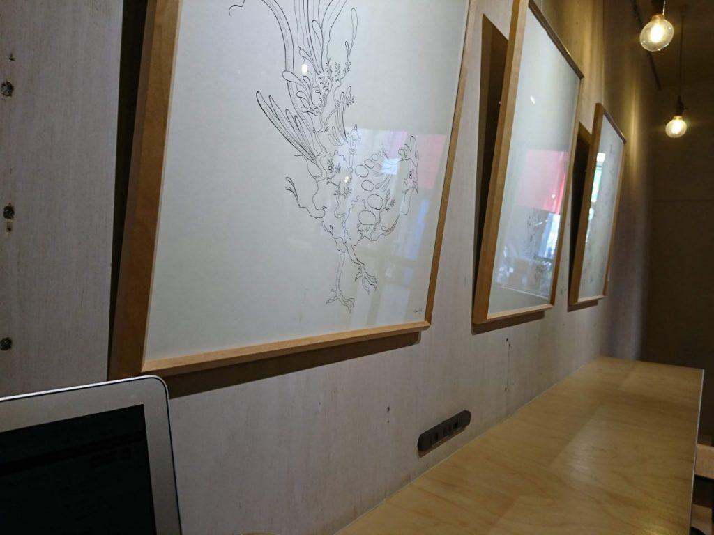 壱参伍の絵画