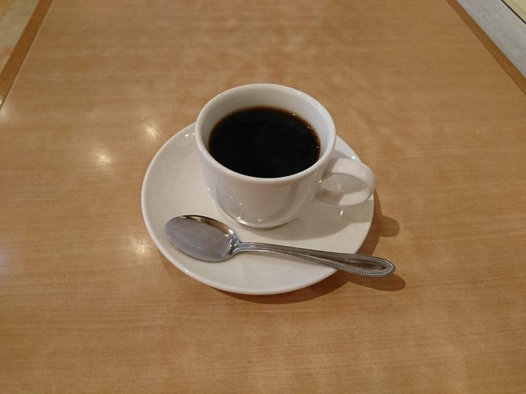 カフェ・ドドルチェのブレンドコーヒー