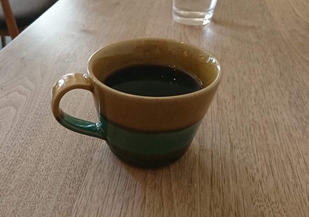 カフェ クロスポイントのブレンド